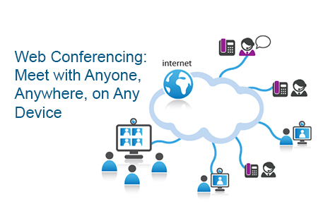 Web Conferencing: Meet with Anyone, Anywhere, on Any Device